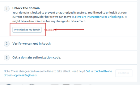 Step 5 Transfer Create WordPress.com Site On Your Existing Domain
